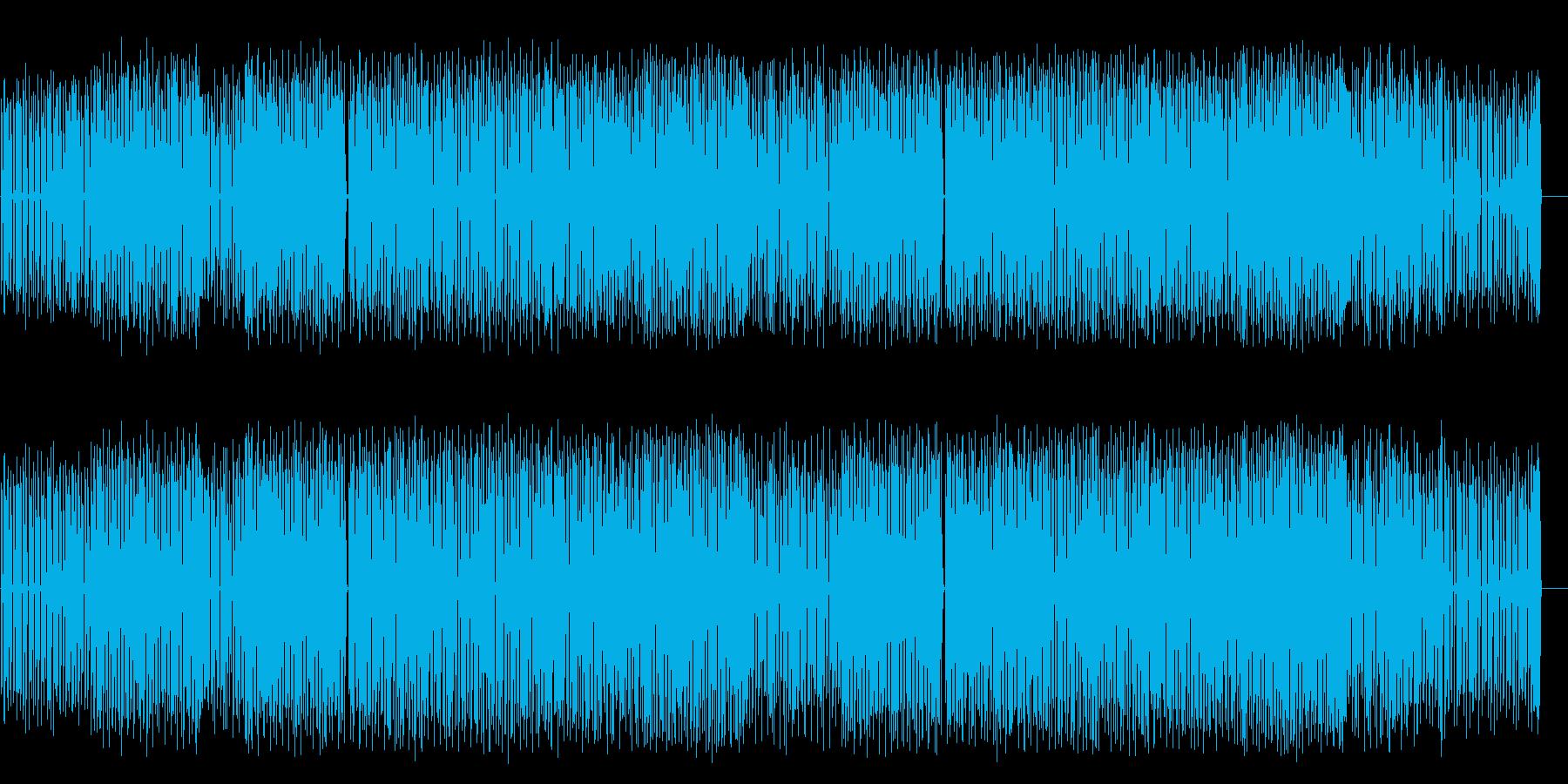 洒落た空気がダンサブルなマイナーポップの再生済みの波形