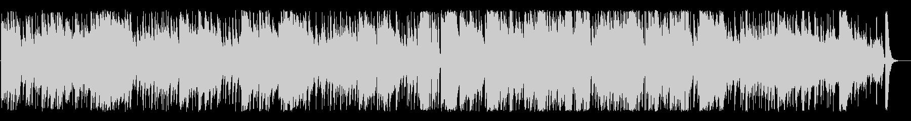 きらきら星(sax)の未再生の波形