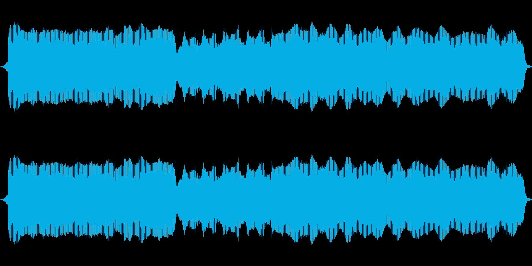 こぶし01(D)の再生済みの波形