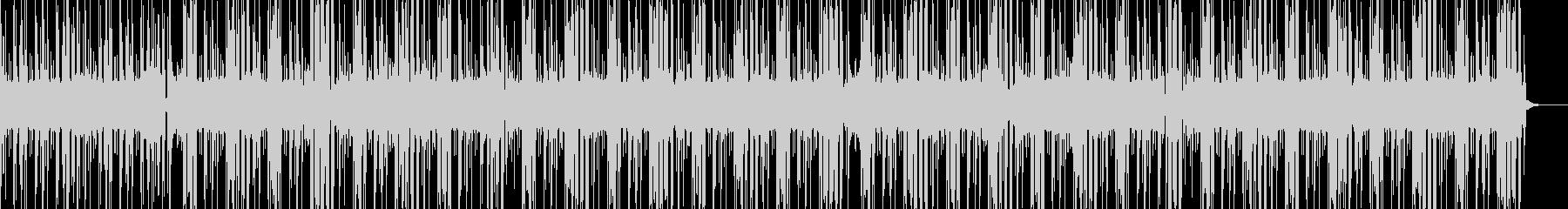 このサイトで一番かっこいいヒップホップの未再生の波形
