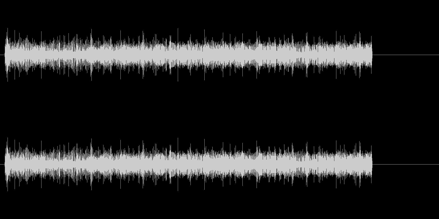 【電流01-1】の未再生の波形