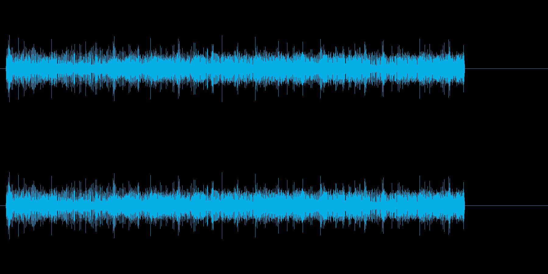 【電流01-1】の再生済みの波形