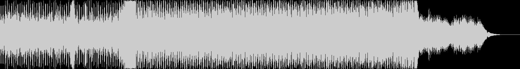 エレクトロニカの未再生の波形