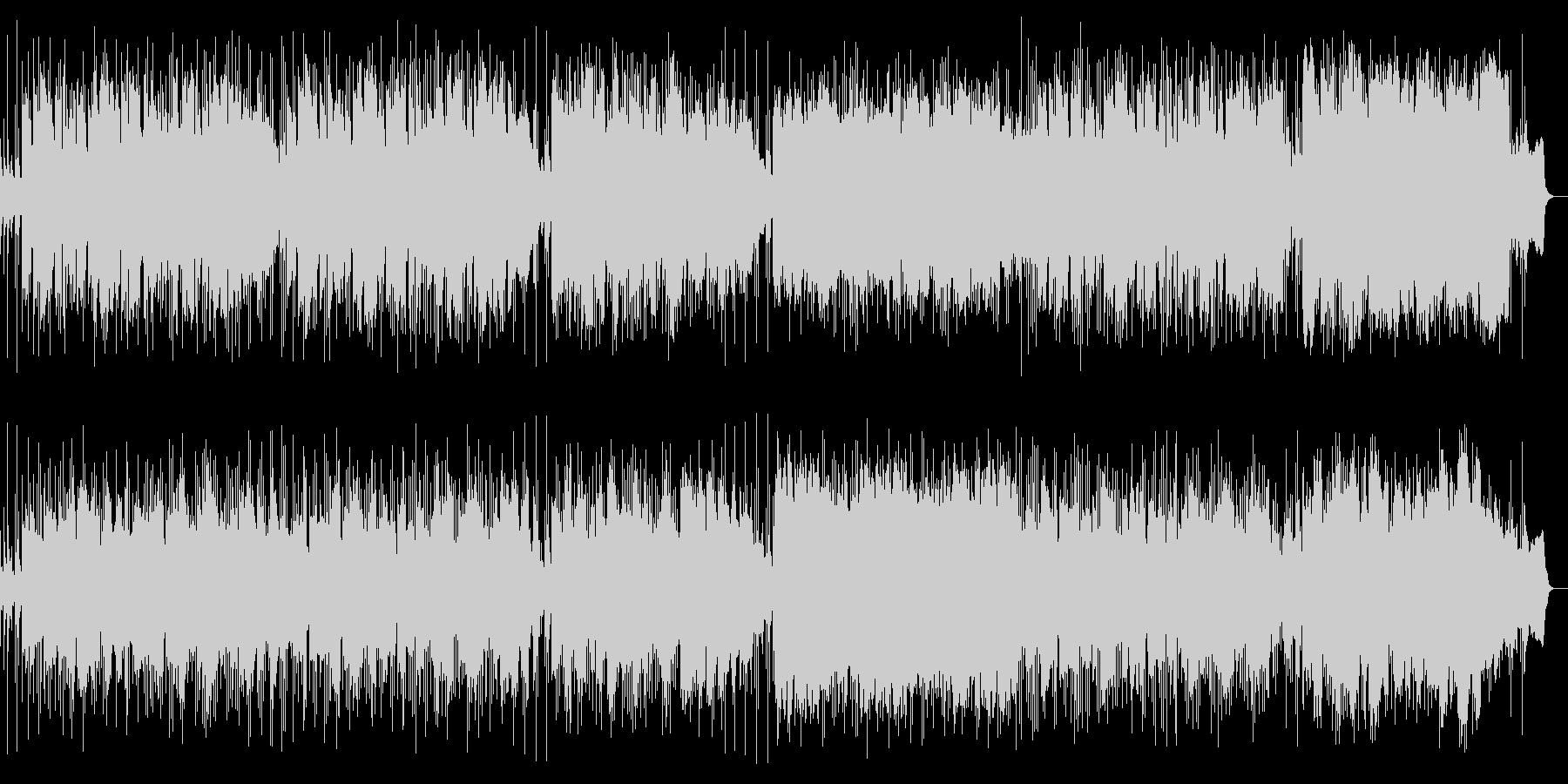 中世ヨーロッパの民族音楽の未再生の波形