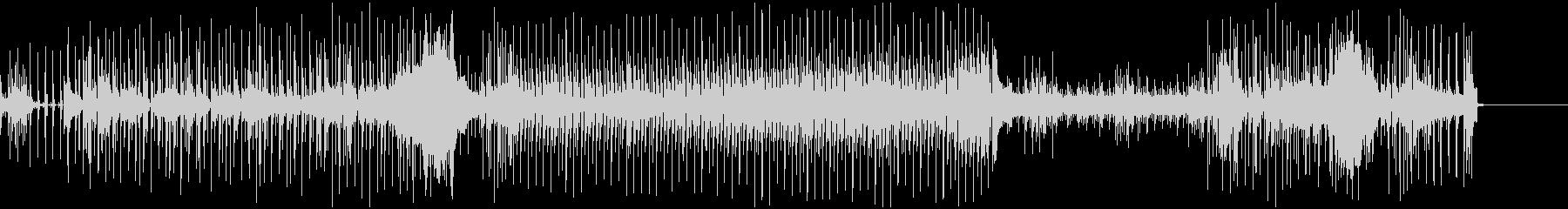 ゲーム音楽っぽいBGMですの未再生の波形