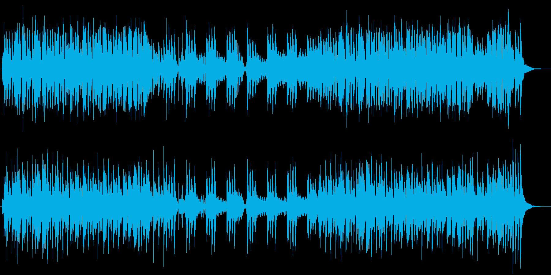 やまびこの再生済みの波形