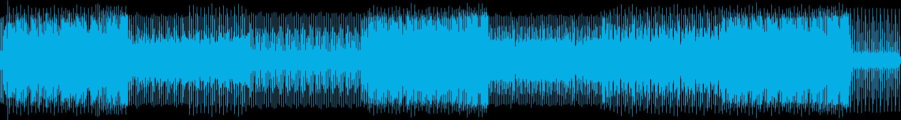 和風 EDM  ラウンジ 三味線 琴の再生済みの波形