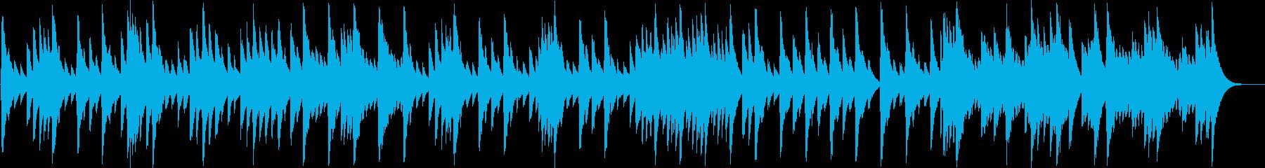 タイスの瞑想曲/マスネ(オルゴール)の再生済みの波形