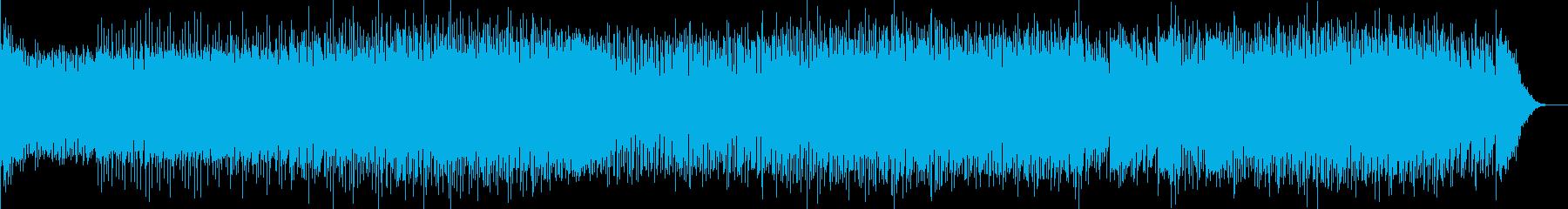 映画音楽、荘厳重厚、映像向け-04の再生済みの波形