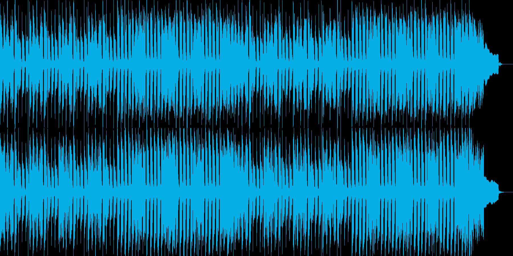 かわいい、ゆるい、コミカル-10の再生済みの波形
