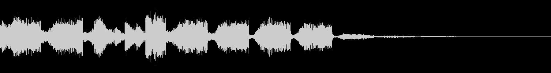 【ロゴ、ジングル】EDM04の未再生の波形