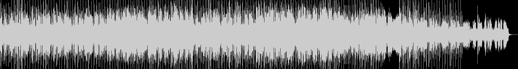 男性Vo ソフトロック・バラード曲の未再生の波形