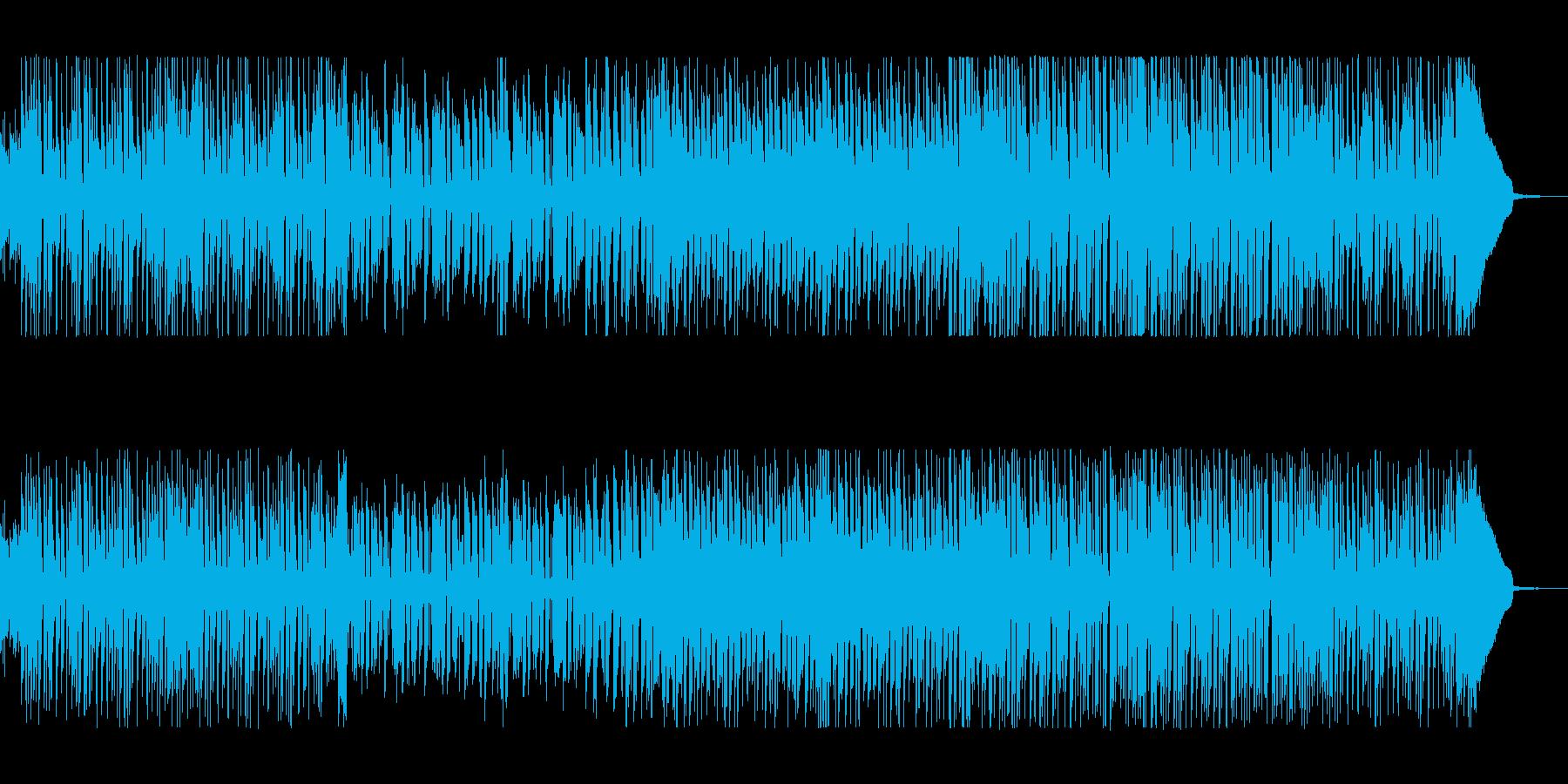 わくわく楽しい90sバンドポップスの再生済みの波形