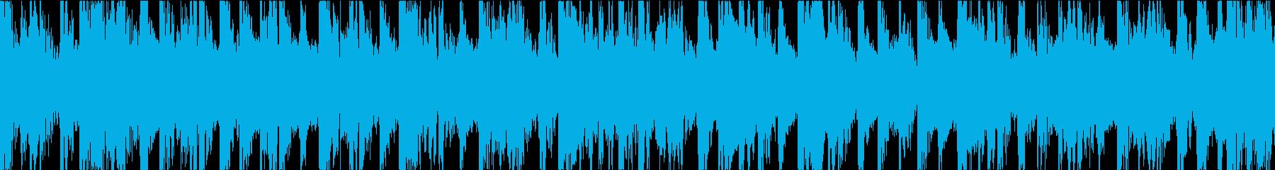 SE05 ダークの再生済みの波形