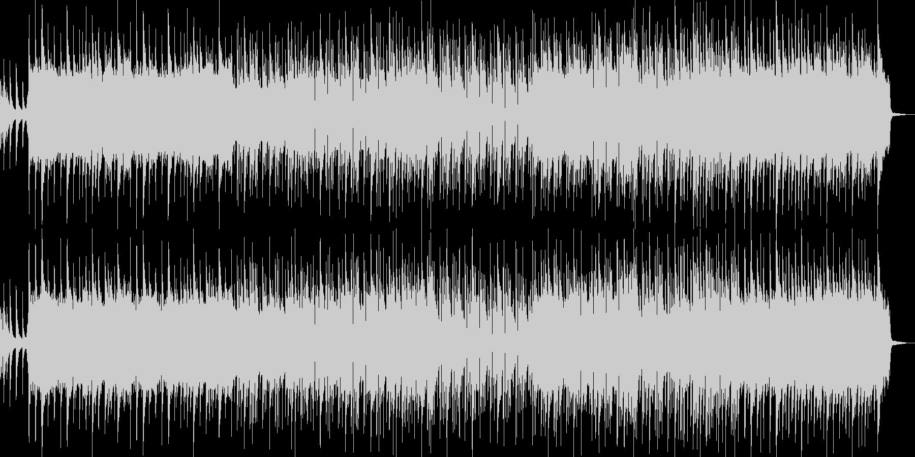 和風オーケストラ優しい切ない企業VPの未再生の波形