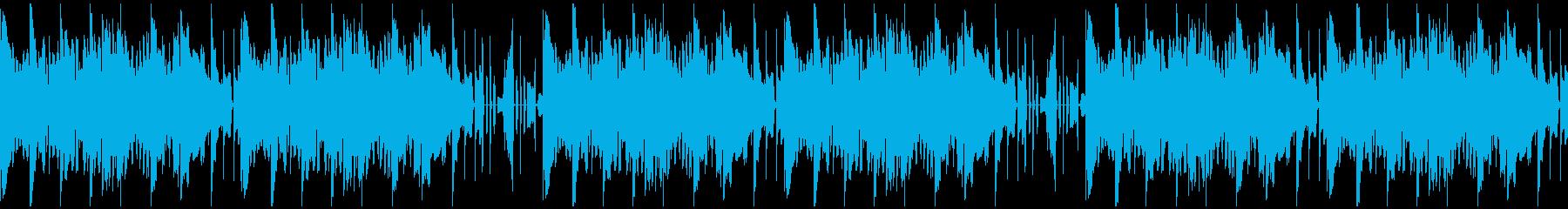 【神秘的オリエンタル×TRAPPPPP】の再生済みの波形