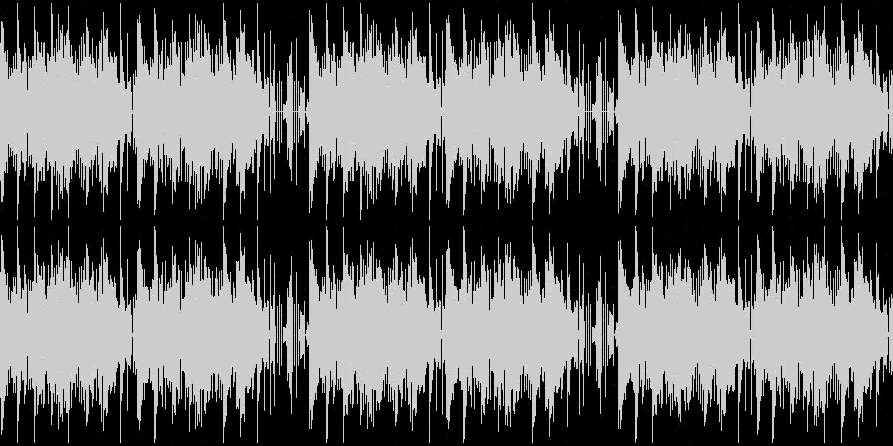 【神秘的オリエンタル×TRAPPPPP】の未再生の波形