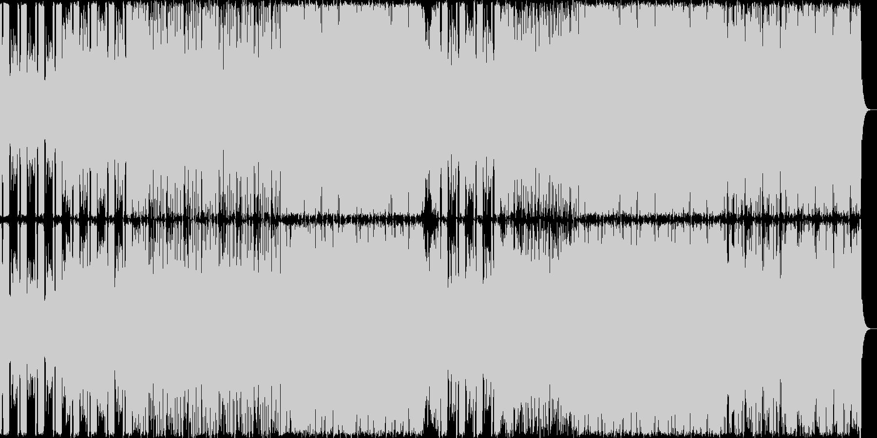 険しい山を演出したギター系の曲【RPG…の未再生の波形