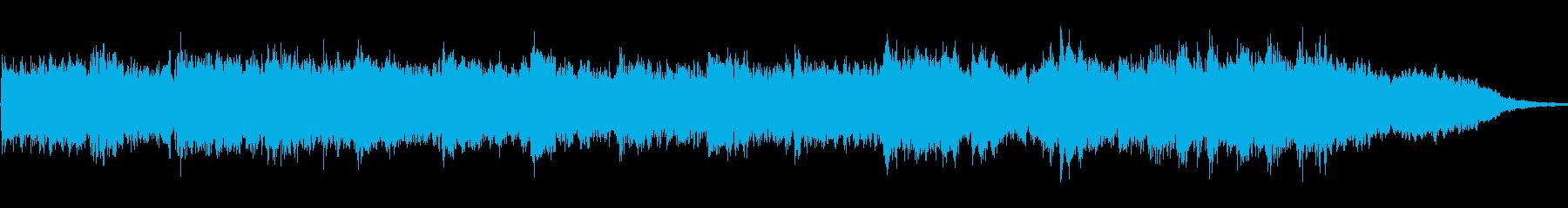 壮大なケルト音楽のイメージshortの再生済みの波形