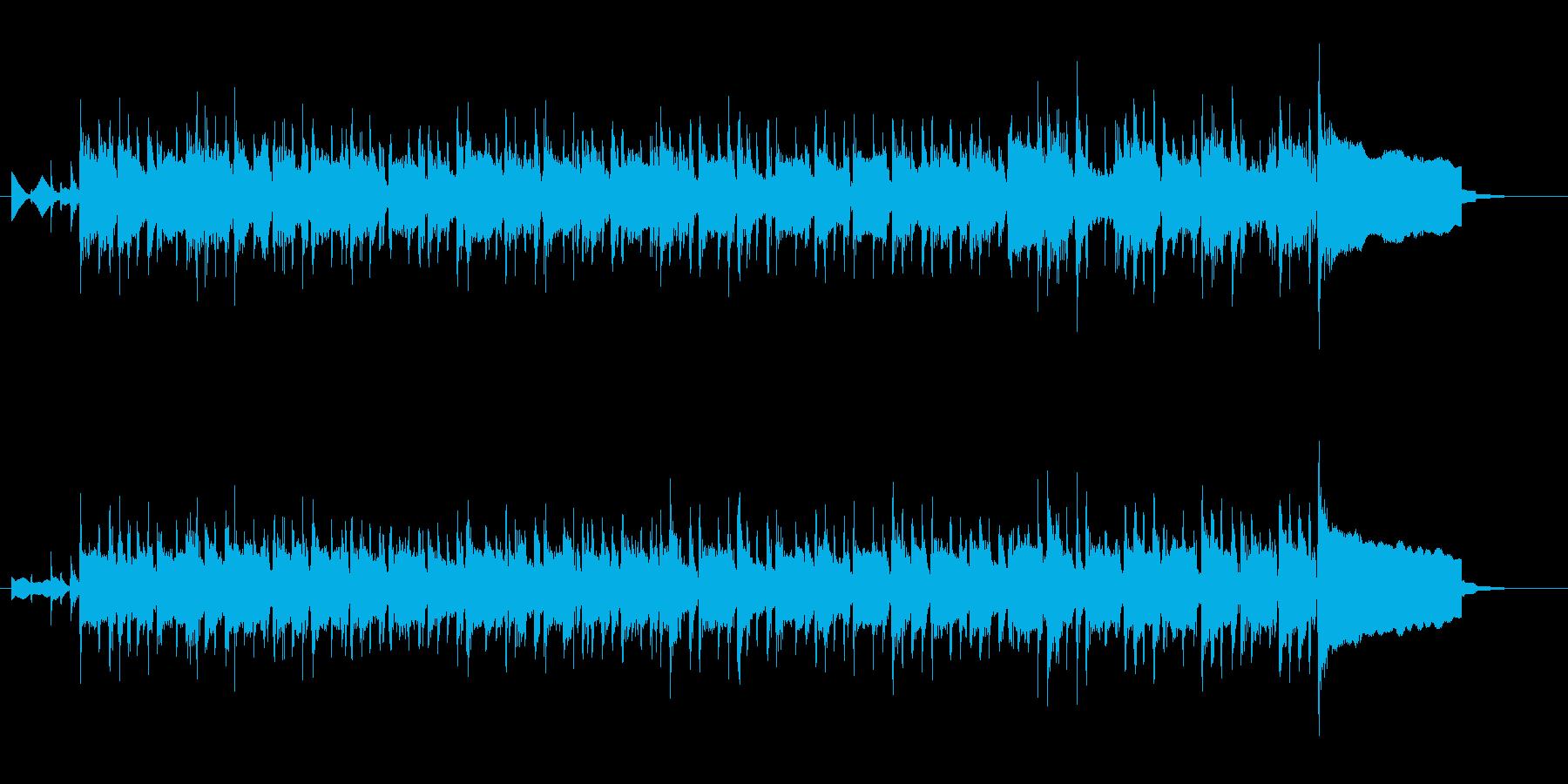 コーナータイトル_ボッサ 80の再生済みの波形