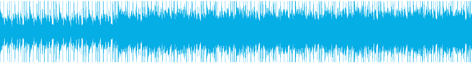 シンセの旋律がアンニュイな空気を作る曲の再生済みの波形