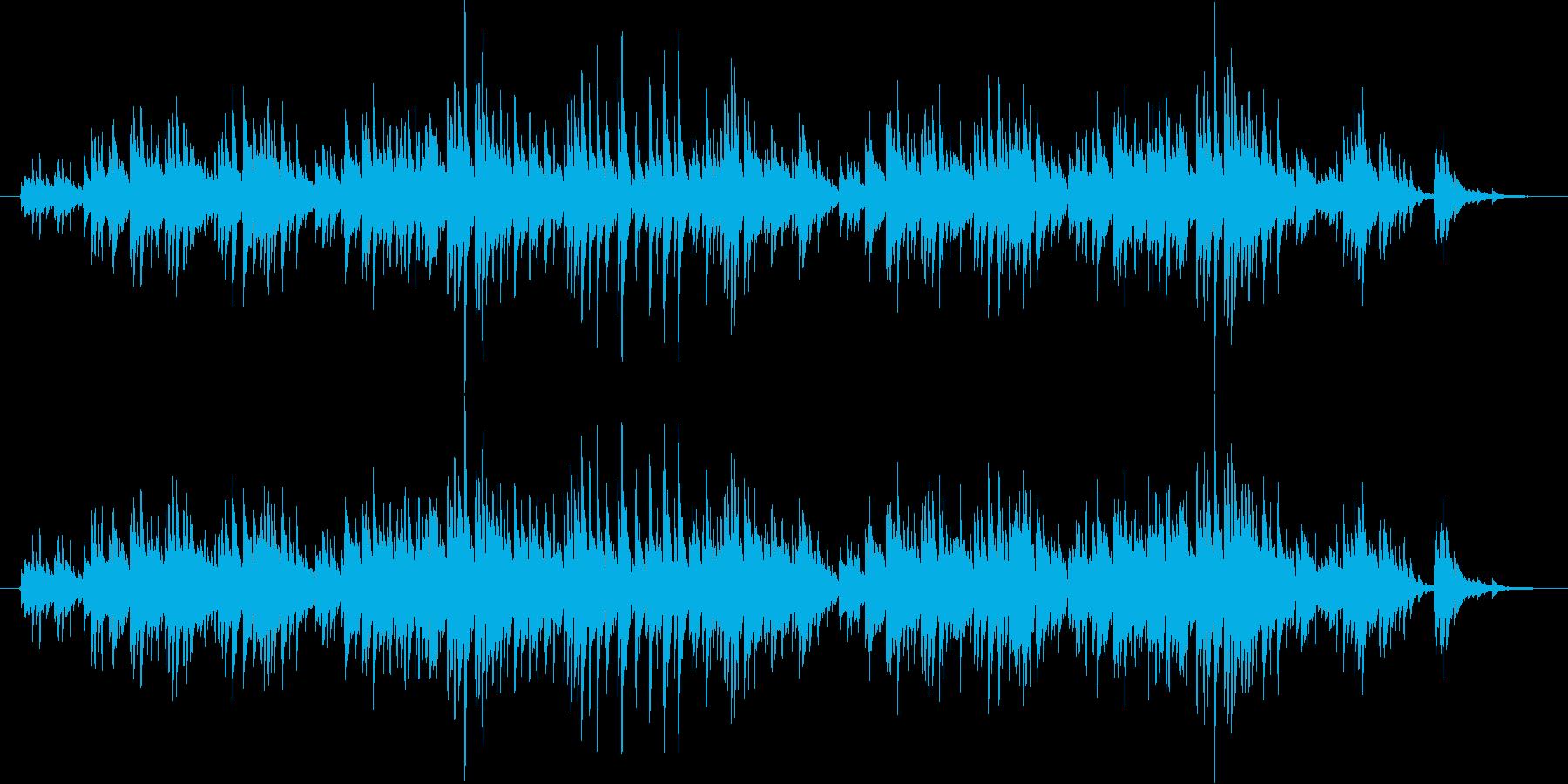 ギターデュオです。ふと見上げた青空に、…の再生済みの波形