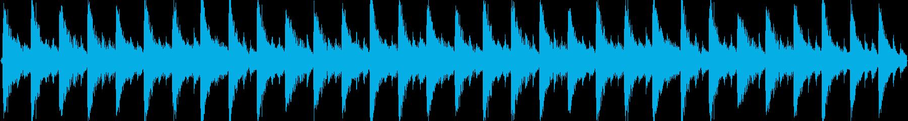 mp3 / 44.1kHz / 320…の再生済みの波形