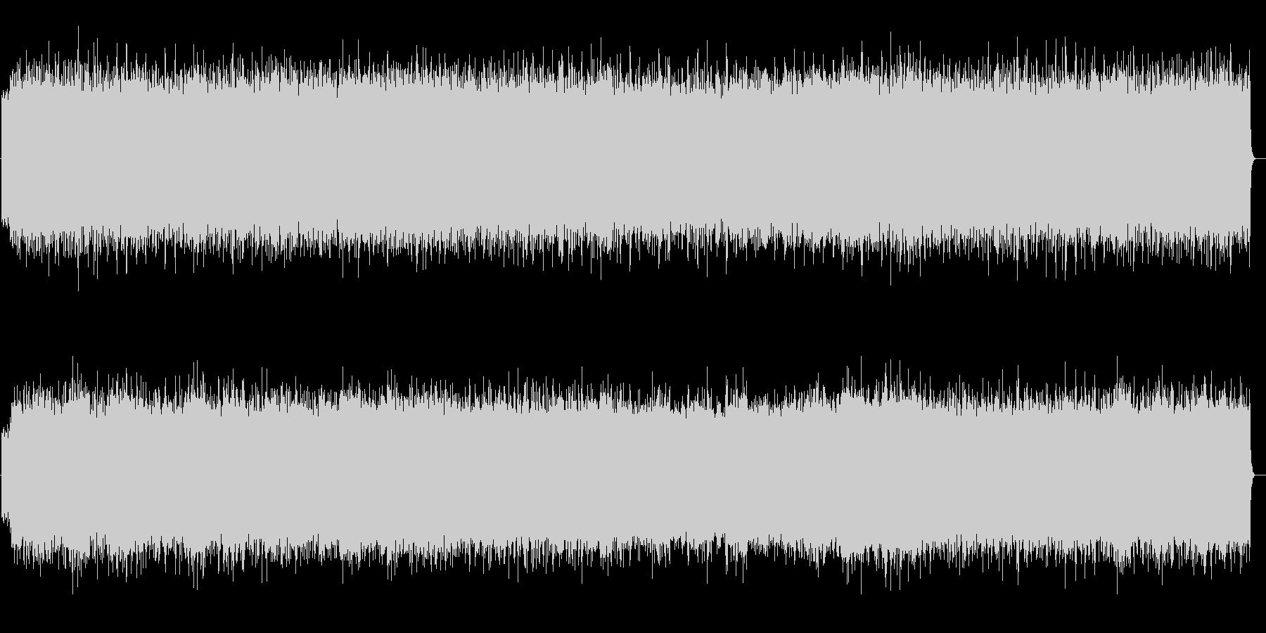 オルガンPOPステレオラブ風 SFモンドの未再生の波形