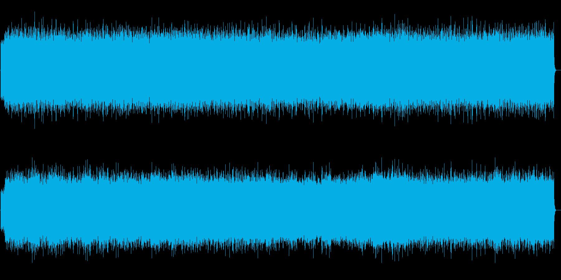オルガンPOPステレオラブ風 SFモンドの再生済みの波形