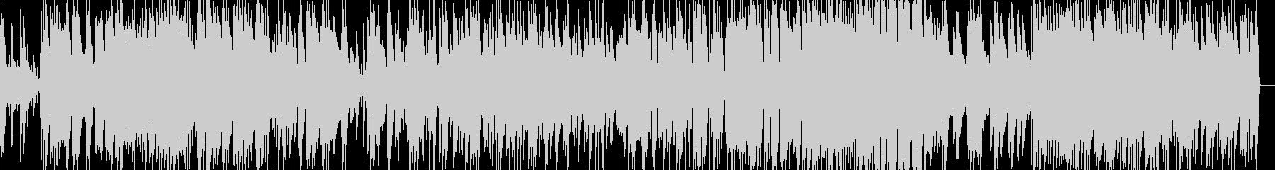 白鳥の湖ジャズピアノトリオアレンジの未再生の波形