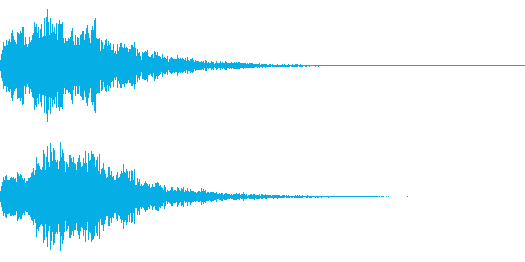 胡弓のチャイナ中国インパクトジングル17の再生済みの波形
