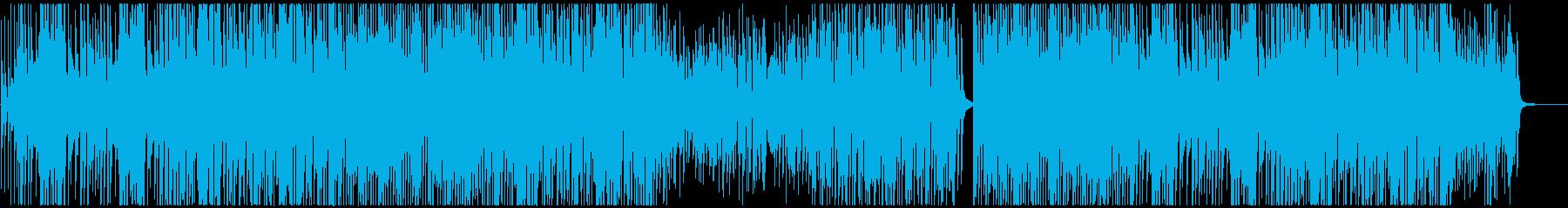 超どストレートなインストポップス!の再生済みの波形