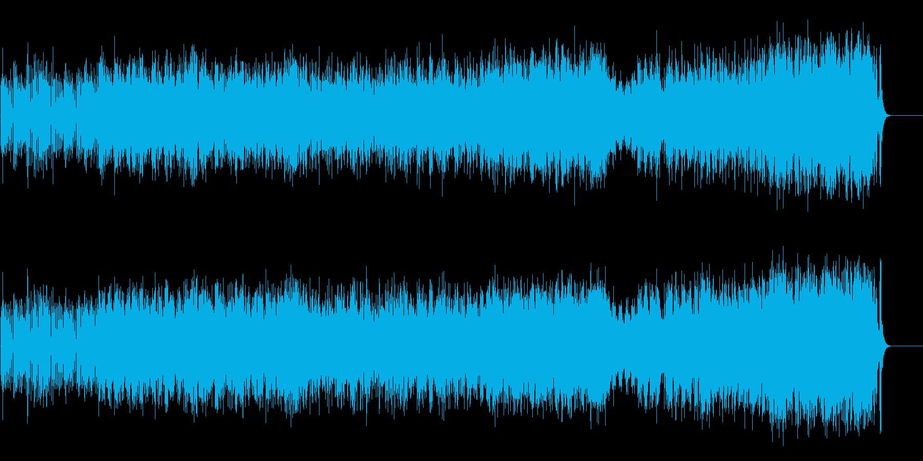 軽いノリのふくよかなポップ・アンサンブルの再生済みの波形
