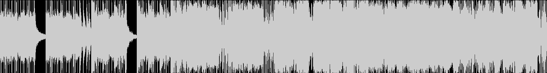 不思議な感じのフュージョン曲 STGにの未再生の波形