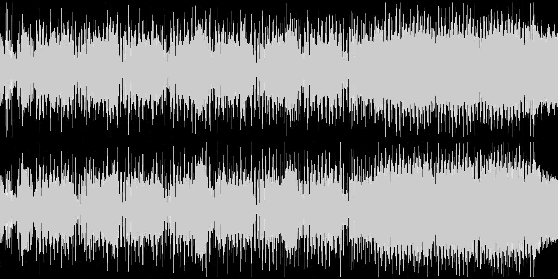 【アツく激しく/ロック/メタル/ギター】の未再生の波形