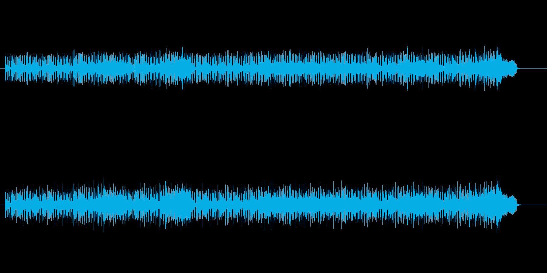 ミディアム・バラード・ポップスの再生済みの波形
