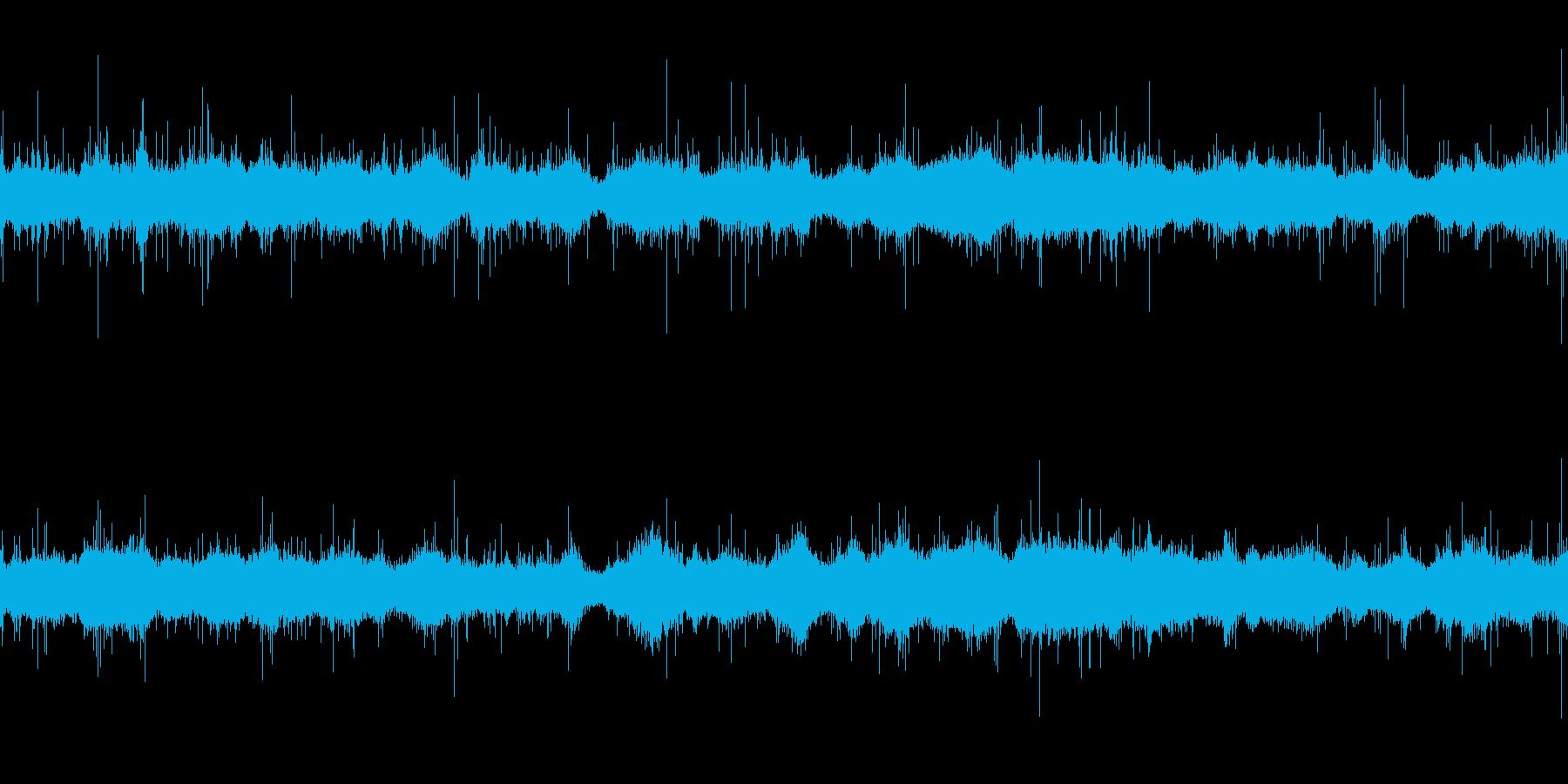 ムードノイズ「サラサラ…」2の再生済みの波形