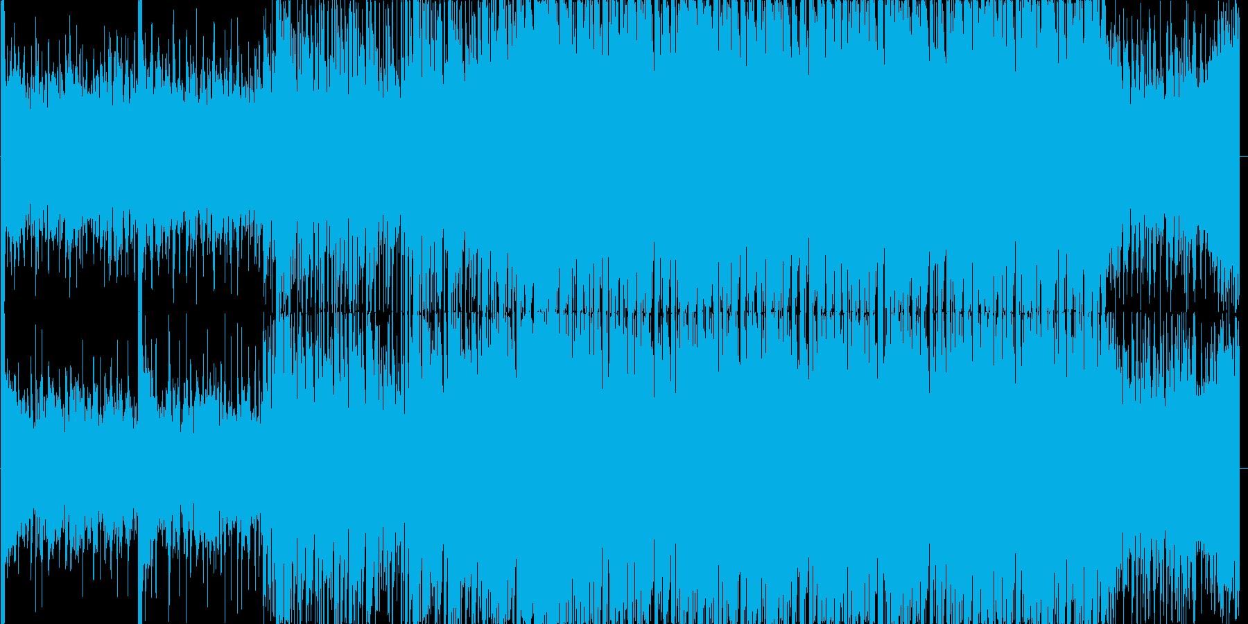 【トランス】近未来感あるトランスの再生済みの波形