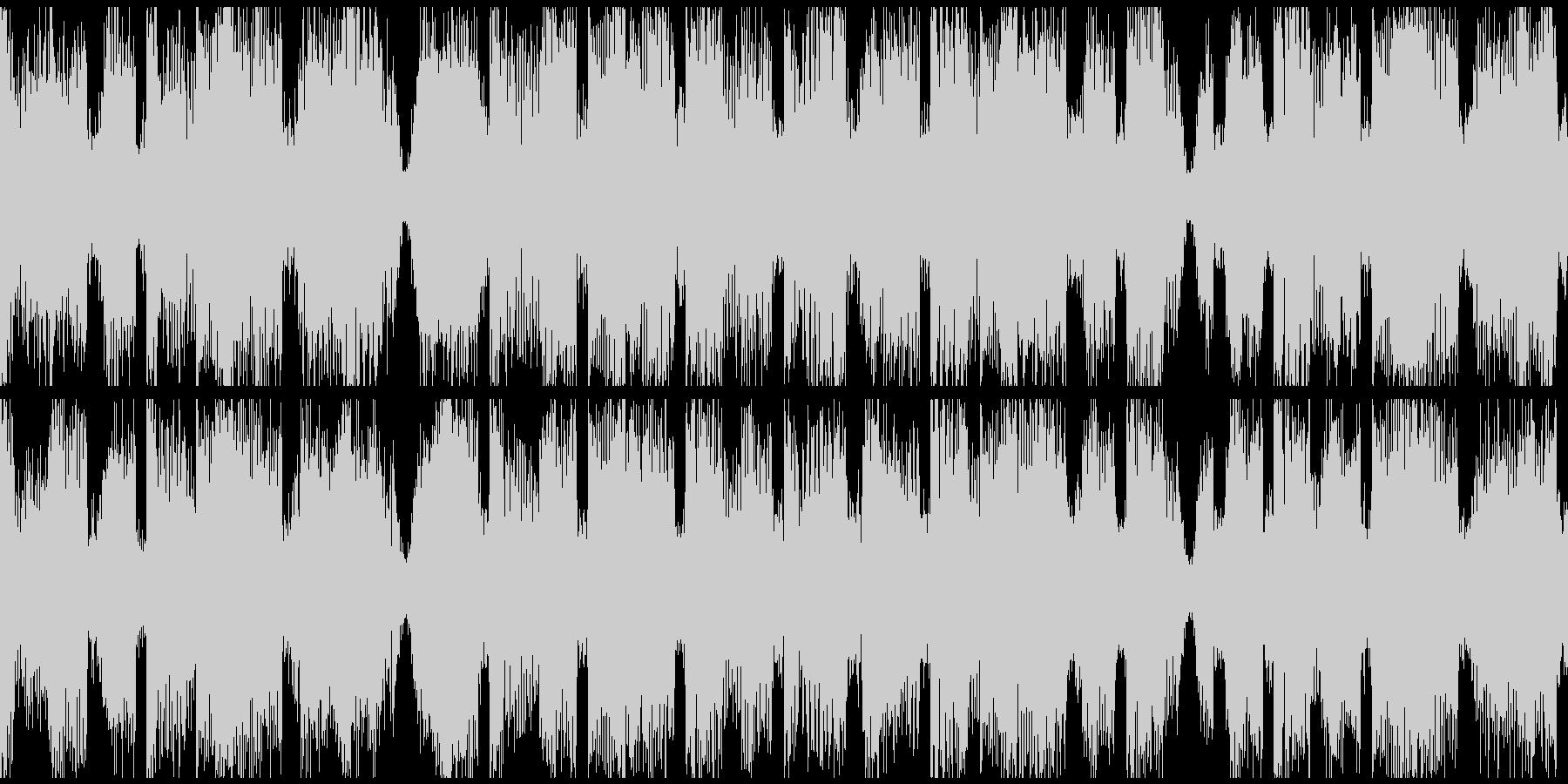 Brostep_bpm140Loopの未再生の波形