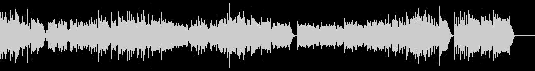 ラ・ペリのファンファーレの未再生の波形