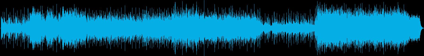 クリスマスソング~ポップスオーケストラ風の再生済みの波形