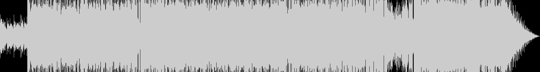 キャッチーなイントロでメローなポップスの未再生の波形