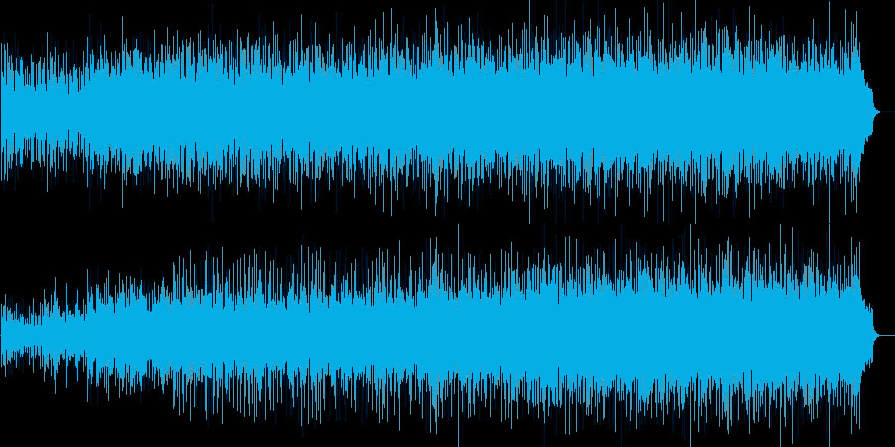 ストーンズ/プライマル系のゴスペルジャムの再生済みの波形