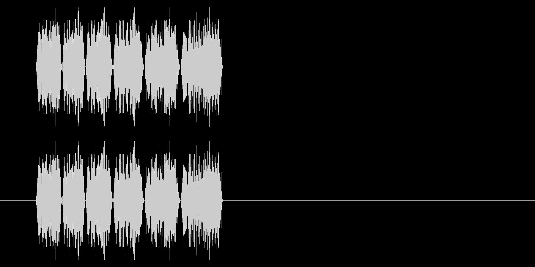 SNES レース02-08(スリップ)の未再生の波形