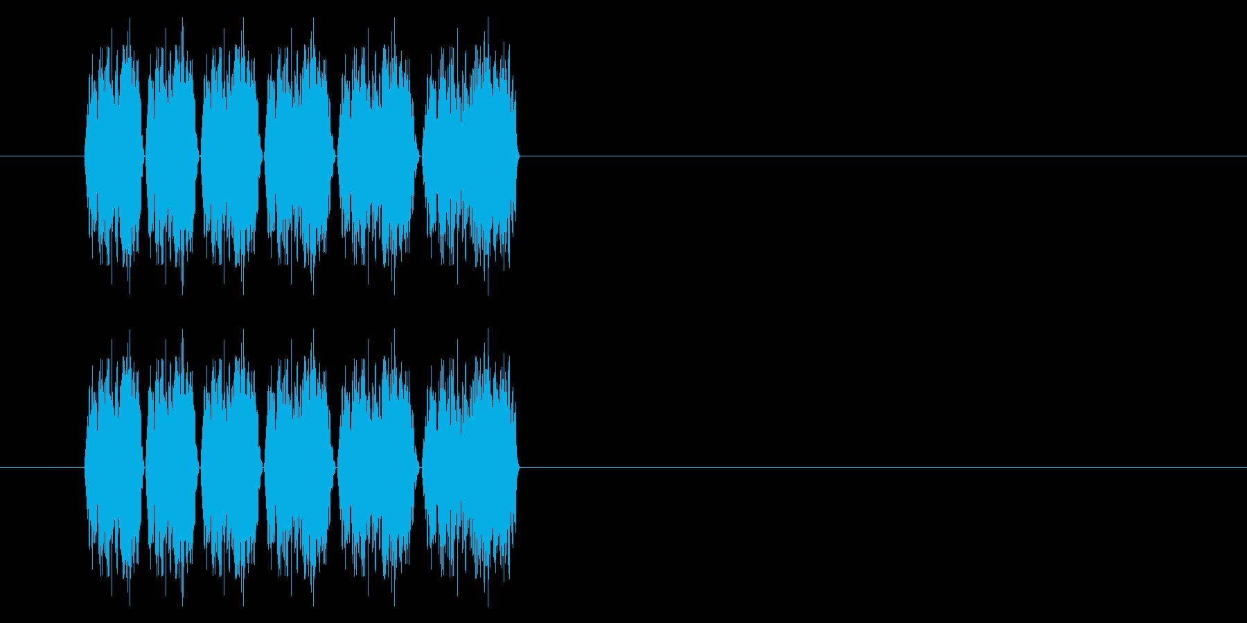SNES レース02-08(スリップ)の再生済みの波形