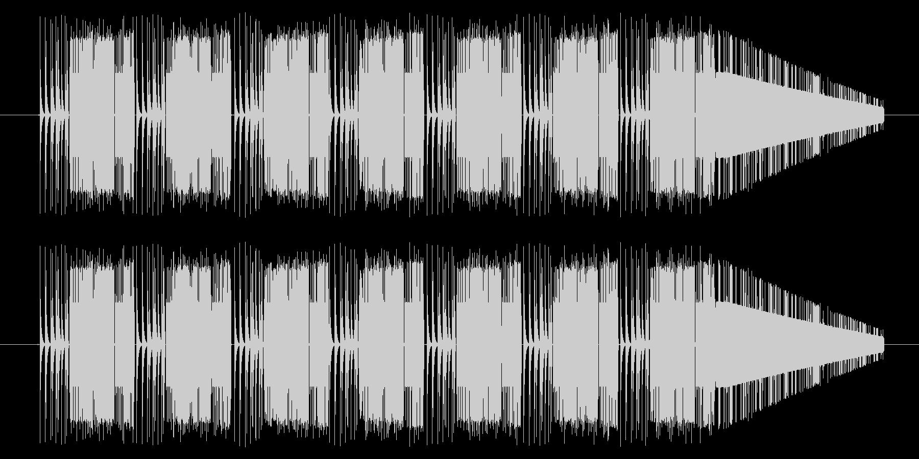 GB シューティング01-05(ダメージの未再生の波形