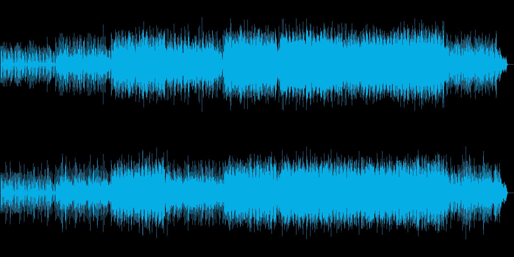物語の始まりの再生済みの波形