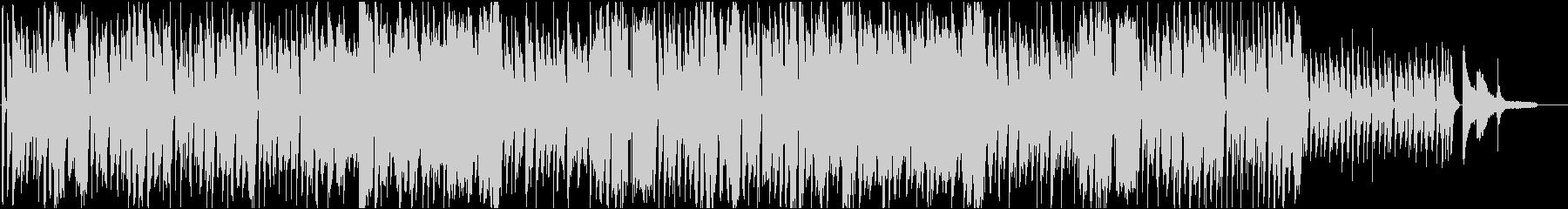 映像BGM ほのぼの優しいサウンドの未再生の波形