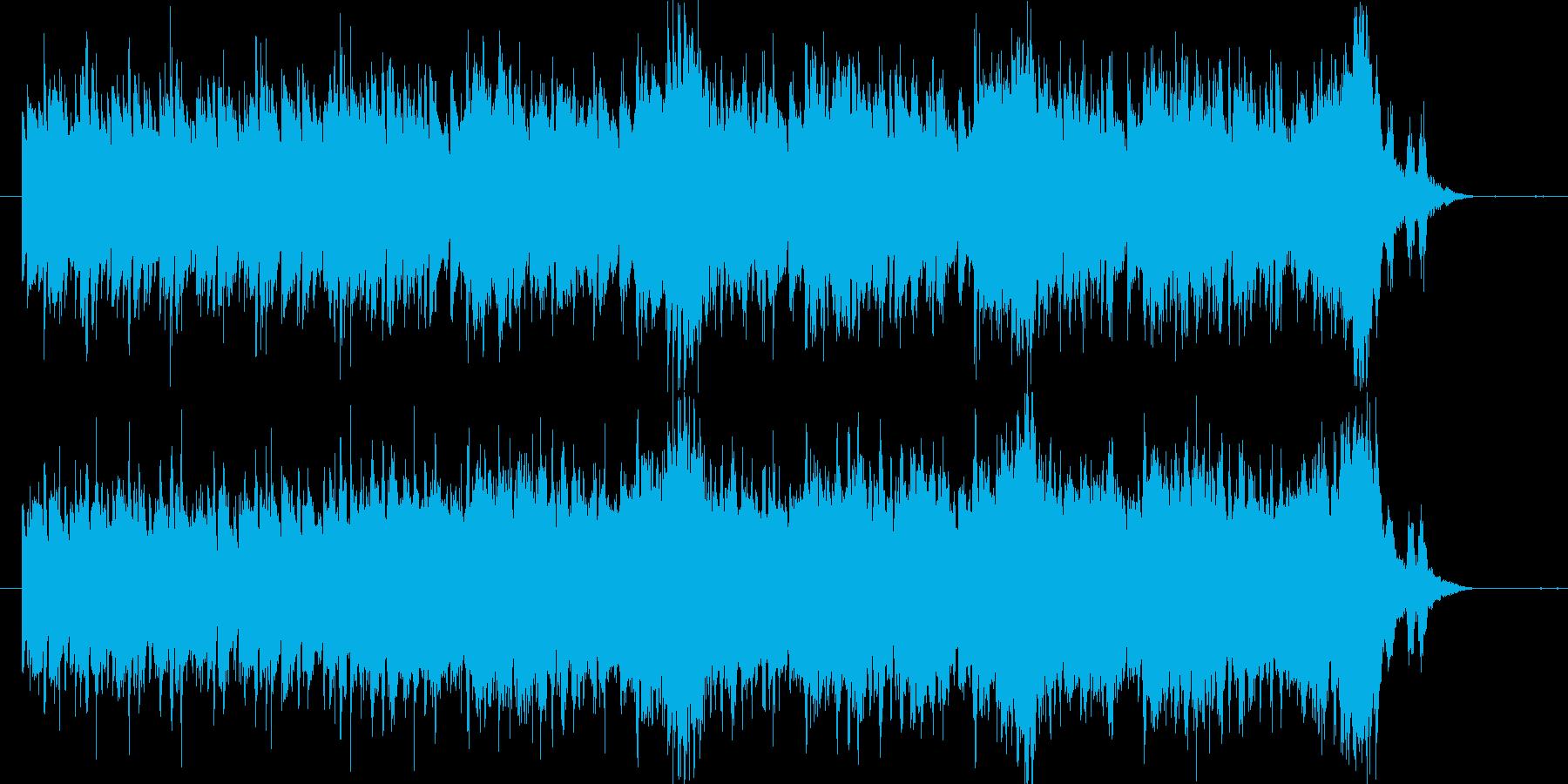 EDM,DANCE系声はWakeUpのみの再生済みの波形