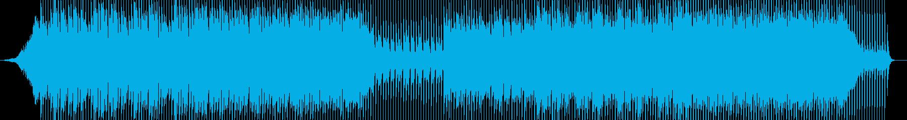 EDMポップで明るいクラブ系-47の再生済みの波形